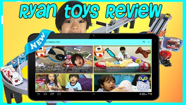 Ryan Toys Videos screenshot 4