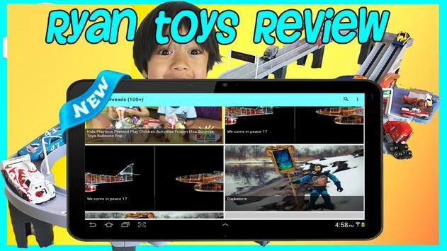 Ryan Toys Videos screenshot 5