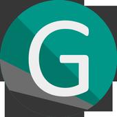 Green Cartoon CM14/CM13 Theme icon