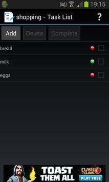 Simply ToDo apk screenshot