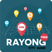 Rayong City Guide icon