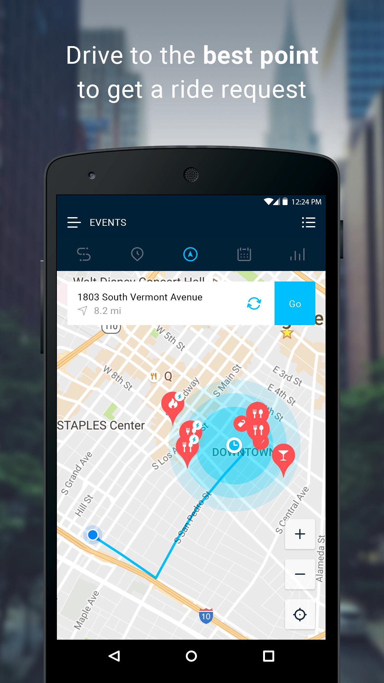 RYDAR - Uber driver assistant for Android - APK Download