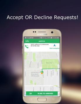 Rydepass Driver screenshot 1