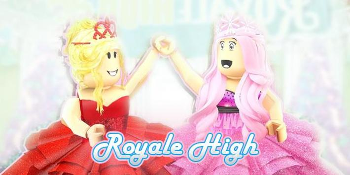 Royal High Roblox Mobile Guide & Tips poster
