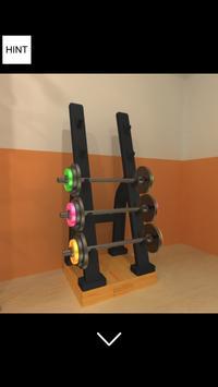 Escape Game - Fitness Club apk screenshot
