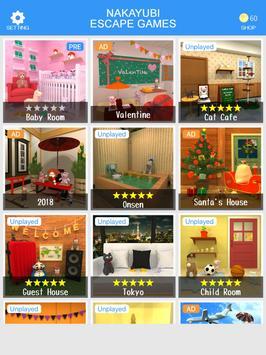 Escape game - Escape Rooms screenshot 16