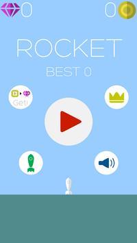 Rocket Rising! apk screenshot