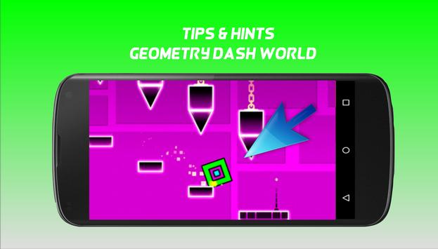 TIPS Geometry Dash World apk screenshot