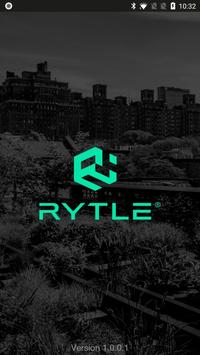 RYTLE - Future-oriented logistics solution poster