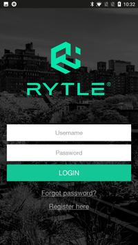 RYTLE - Future-oriented logistics solution screenshot 1
