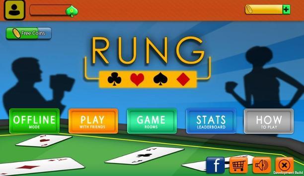RUNG poster