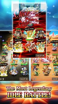 Heroes Frontier - Idle Battle apk screenshot
