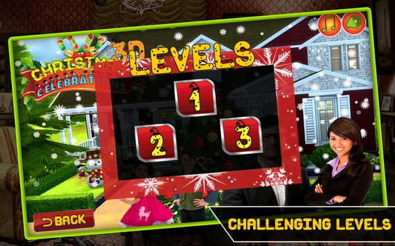 Christmas Celebrations 3D Game apk screenshot