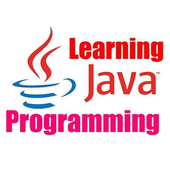 Programming with JAVA - Book icon