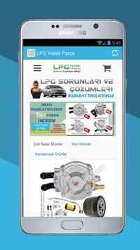 LPG YEDEK PARÇA poster