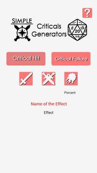 Simple Critical 2.0 screenshot 1