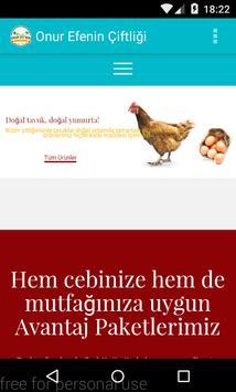 Onur Efe'nin Çiftliği poster