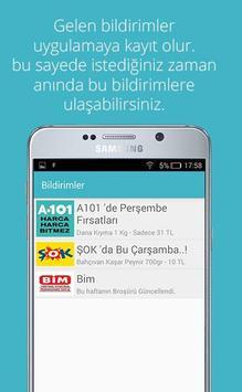 Bi'Aktüel - Bim A101 Şok apk screenshot