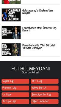 Futbol Meydanı screenshot 3