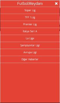 Futbol Meydanı screenshot 4