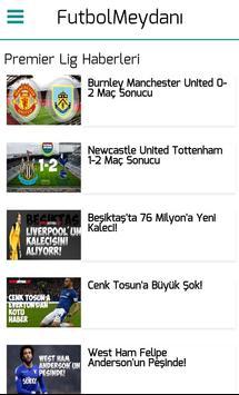 Futbol Meydanı screenshot 5