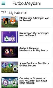Futbol Meydanı screenshot 6