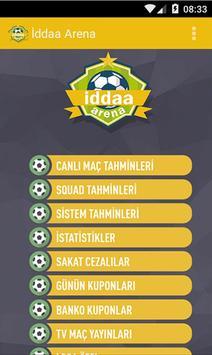 İddaa Arena poster