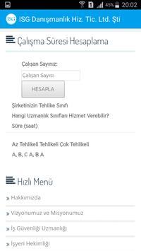 İSG Mobil screenshot 3