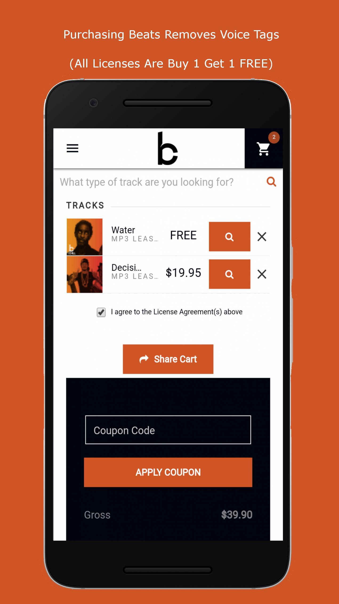Rap Beats & Instrumentals for Android - APK Download