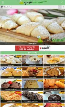 Yeşil Armut - Yemek Tarifleri poster