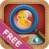 My Happy World Free Hidden OBJ icon