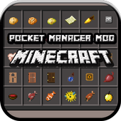 Pocket Manager Mod MCPE icon