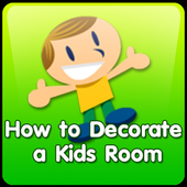 How to Decorate a Kids Room icon