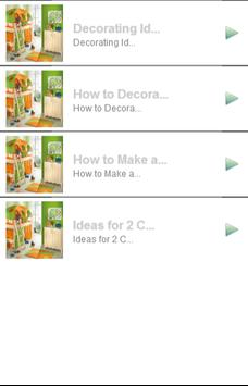 How to Decorate a Kids Room poster