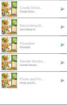 How to Decorate a Kids Room apk screenshot