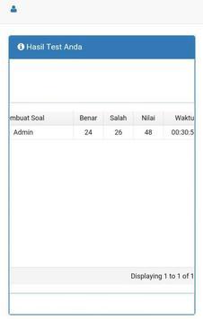 Latihan UNBK apk screenshot