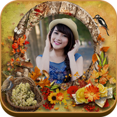 Autumn Photo Frames icon