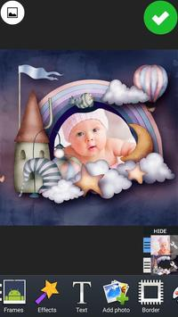 Baby Photo Frames poster