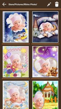 Baby Photo Frames screenshot 11