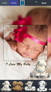 Baby Photo Frames screenshot 20