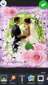 Wedding Photo Frames screenshot 8