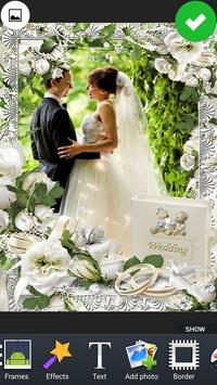Wedding Photo Frames screenshot 13