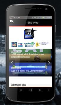Atardecer Deportivo Oficial apk screenshot