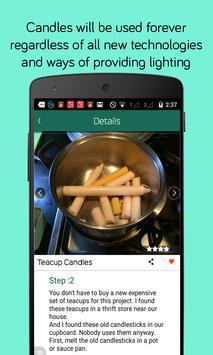 Candle Crafts DIY screenshot 3