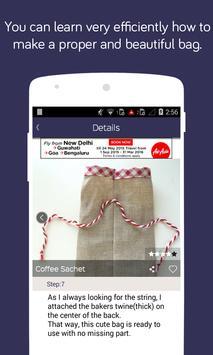 Bags and Purses Designs DIY screenshot 1