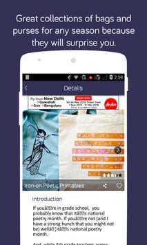 Bags and Purses Designs DIY screenshot 3