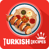 Turkish Recipes with videos icon