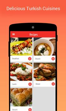 Turkish Recipes with videos poster