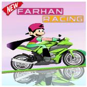 لعبة فرحان على الدراجة icon