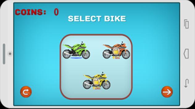 لعبة فرحان على الدراجة screenshot 3